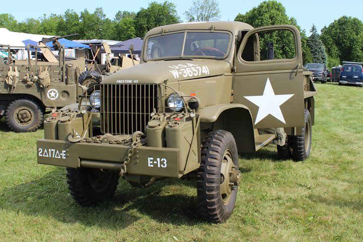 Chevrolet in World War Two