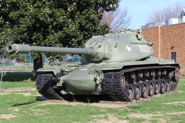 m103 tank