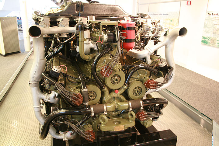 Chrysler Engine Ww2 Problems And Solutions