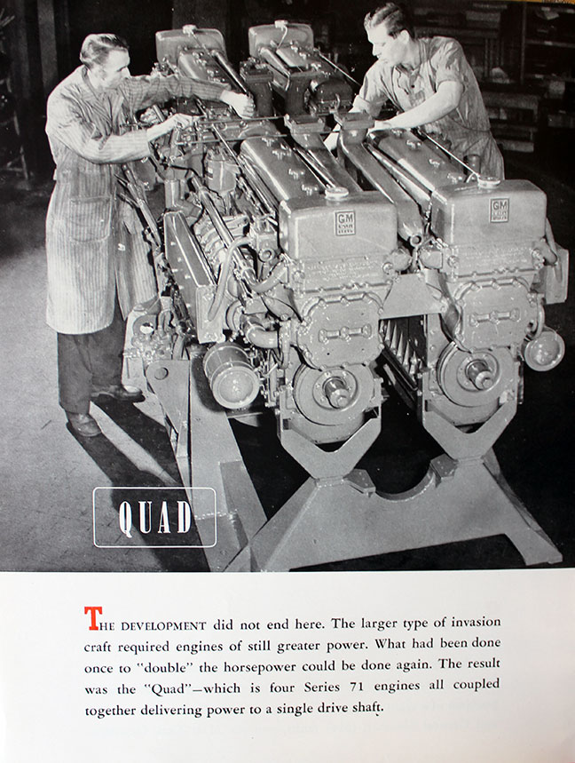 Detroit Diesel Division of GM in World War Two