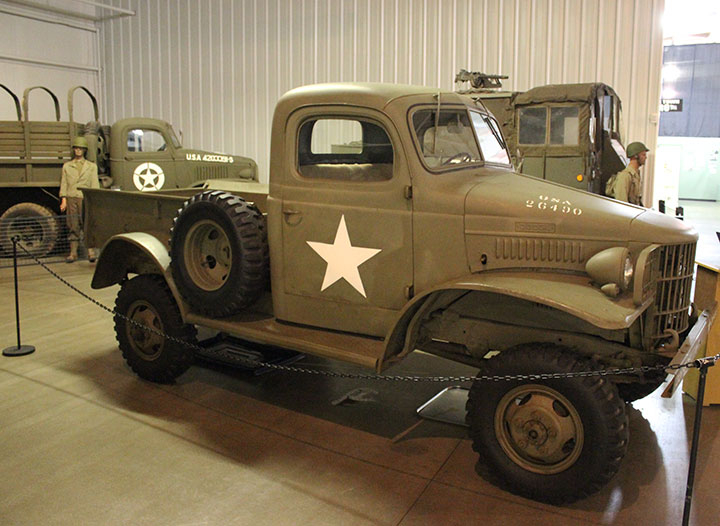 Dodge Power Wagon For Sale >> Dodge Trucks in WWII