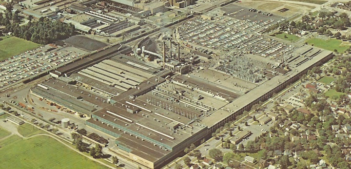General Motors Lansing