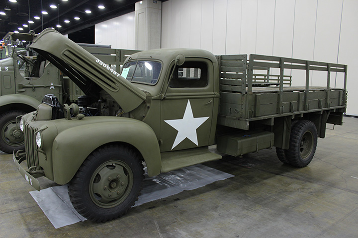 Dallas, TX built (5,899) G8T and (314) GT8A Cargo Trucks, while ...