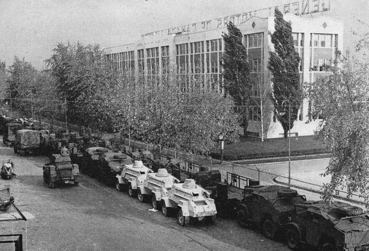 General Motors of Canada in World War Two