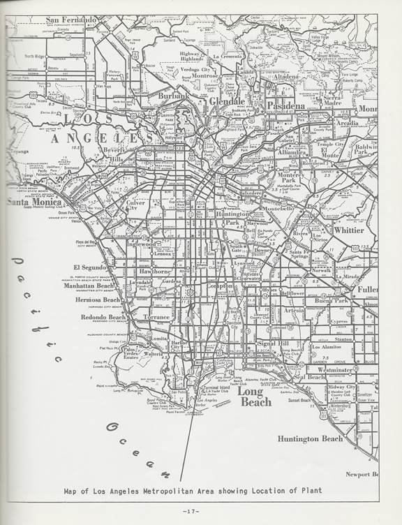 South California Division Of Gm In World War Two