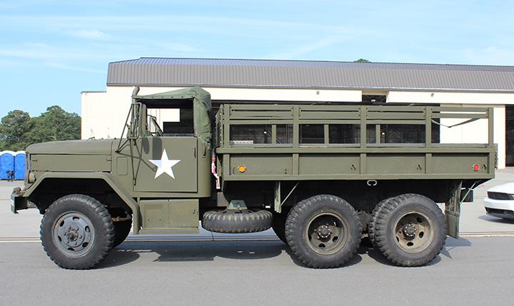 M A Kaiser W on Kaiser Military Vehicles