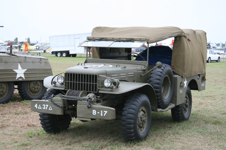 Airport Chrysler Dodge Jeep >> Dodge Trucks in WWII